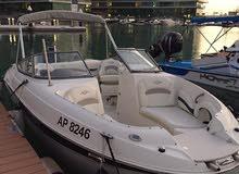 214LR Stingray boat, 2012