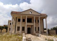 شبه قصر للايجار