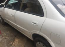 White Nissan Sunny 2008 for sale