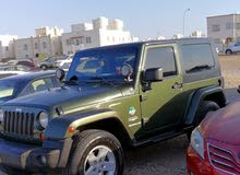 Used condition Jeep Wrangler 2009 with +200,000 km mileage
