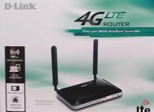 راوتر دي لينك 4G lite