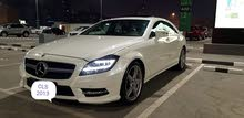 Mercedes Benz CLS 350 AMG KIT 2013 GCC IN AGENCY CONDITION