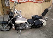 دراجه هارلي للبيع نضيفه جدا