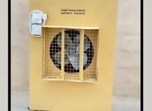 مكيفات صحراوية صناعة عمانية 100%