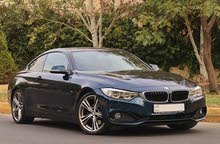 BMW 428i Sport line in perfect condition 2014