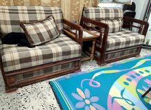 Tables - Chairs - End Tables Used for sale in Baghdad