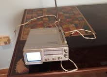 راديو ياباني مع تلفزيون مدمج