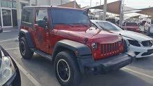 2008 Jeep Wrangler Gulf specs