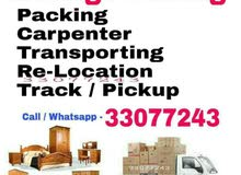 House,Villa,Office Shifting/Moving & Packing Service