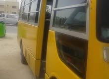 باص مدرسة .  نوع : متسوبيشي . سنة الصنع : 2008 . عدد الركاب: 22 راكب . يعمل بمدر