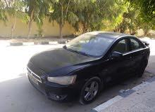 Automatic Mitsubishi 2010 for sale - Used - Misrata city