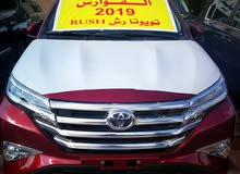 New condition Toyota Rush 2019 with 0 km mileage