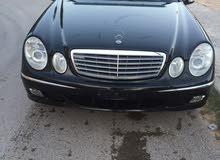 For sale 2004 Black E 320