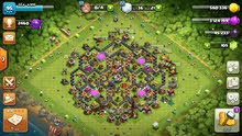 حساب في لعبةclash of clans مقابل حساب في لعبة Lords Mobile
