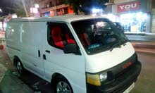 Manual Used Toyota Hiace