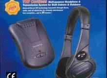 Porta Sound 2000 wireless headphones