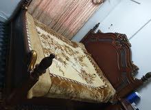 غرفة نوم بحاله جيدة 160 قابل للمساومة