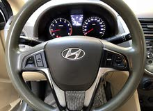 Hyundai Accent made in 2012 for sale