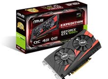 ASUS GTX 1050 Ti 4GB OC