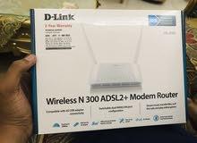 D-Link  ADSL Router Model DSL -3750U