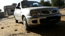 2002 Nissan Micra for sale in Zawiya