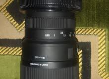 كاميرا كانون D750 للبيع مع العدسات والشنطة مستخدم نظيف