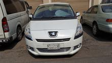 Automatic Peugeot 2012 for sale - Used - Jeddah city