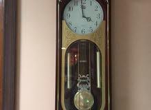 vintage looking wall clock