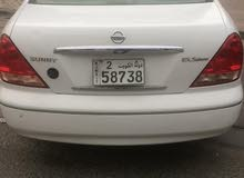 Used condition Nissan Sunny 2004 with  km mileage