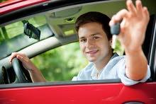مطلوب سائق يمتلك سيارة 2013 وفوق للعمل فورا !!!!