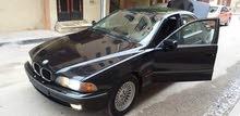 Black BMW 523 1999 for sale