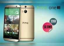 لاول مرة في السلطنة HTC ONE M8 ذاكرة 32 باسعار خيالية اصلي صنع تايون