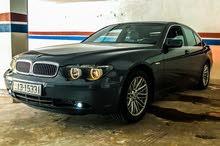 من المالك مباشرة BMW 735i فيراني 2003 محدثة 2006 فحص كامل فل الفل بسعر 12500