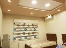 شقة مفروشة للايجار 3 نوم في ام السماق