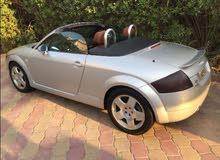 Audi TT 2001 For sale - Grey color