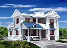 فيلا مستقلة للبيع في شفا بدران , مساحة الارض 431م - مساحة البناء 410م و ترس 80م