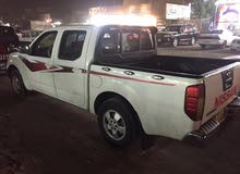 Manual White Nissan 2009 for sale