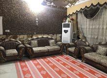 يوجد بيت للبيع عدد الغرف4 الحمامات 3 واحد تركي مطبخ تفصال تركي كما بل صوره