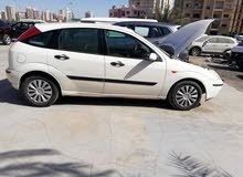White Ford Focus 2002 for sale