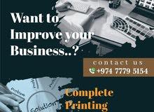 Printing, Designing & IT Solution