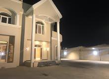 للإيجار فيلا (vip) بعين خالد منطقه ام السنيم خلف اسواق رامز