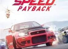 """cd need for speed """"payback"""""""
