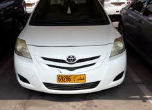 Toyota Yaris 2007 For sale - White color