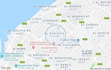 للبيع بيت في منطقة القادسية قادسية 4غرف مؤجر 45الف مطلوب670الف للتواصل 055192092