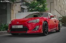 """Toyota GT86 Aero design """"original"""""""