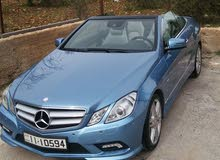 Mercedes Benz E 250 2010 For Sale