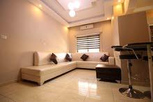 شقة مفروشة غرفتين للايجار خلف المحلات التجارية في ابو نصير هادئة جداً و عائلية من المالك مباشرة