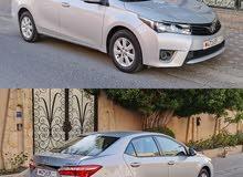 Toyota corolla 2015 Excellent condition