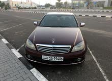 Gasoline Fuel/Power   Mercedes Benz C 200 2009