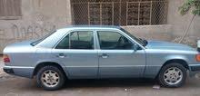 للبيع مرسيدس زلموكة E200 موديل 1991 بحالة ممتازة